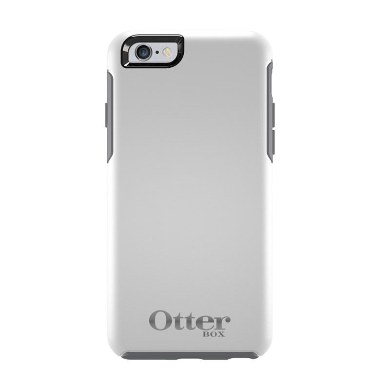 Otterbox Simmetry Limited Edition Glacier with Silver Logo Casing for iPhone 6