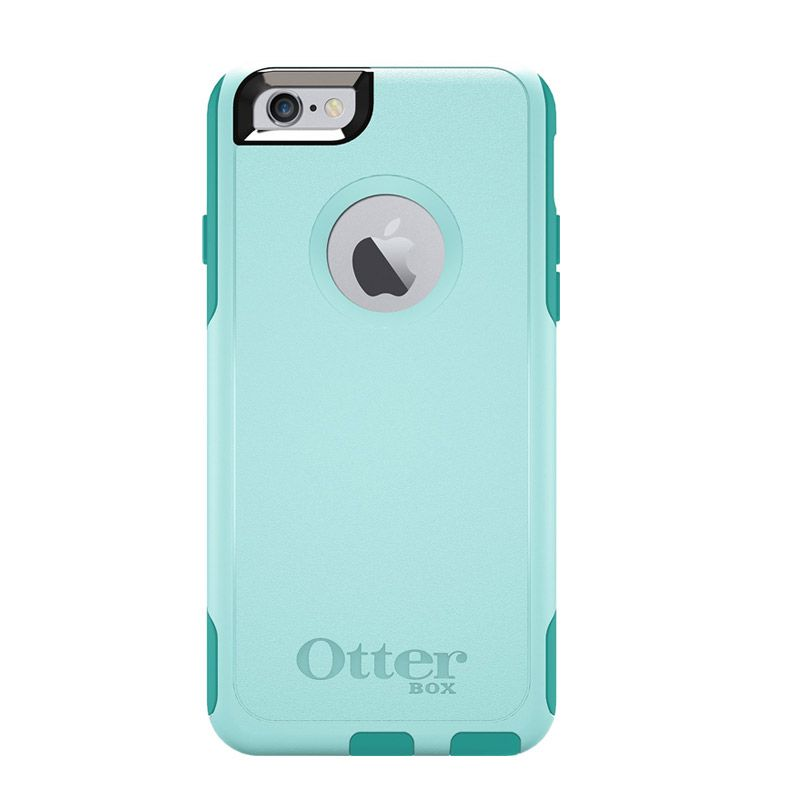 OtterBox Commuter Series Aqua Sky Casing for iPhone 6 Plus