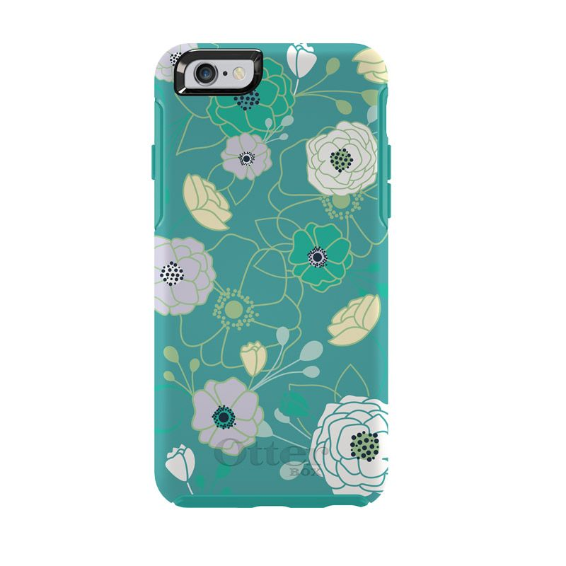 OtterBox Simmetry Series Eden Teal Casing for iPhone 6 Plus