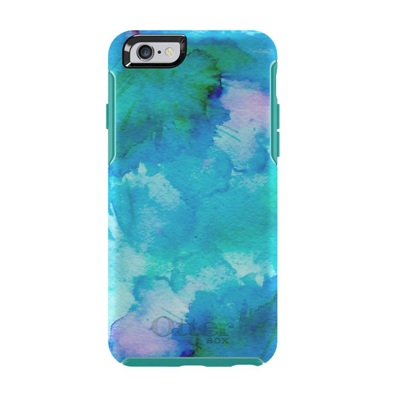 OtterBox Simmetry Series Floral Pond Casing for iPhone 6