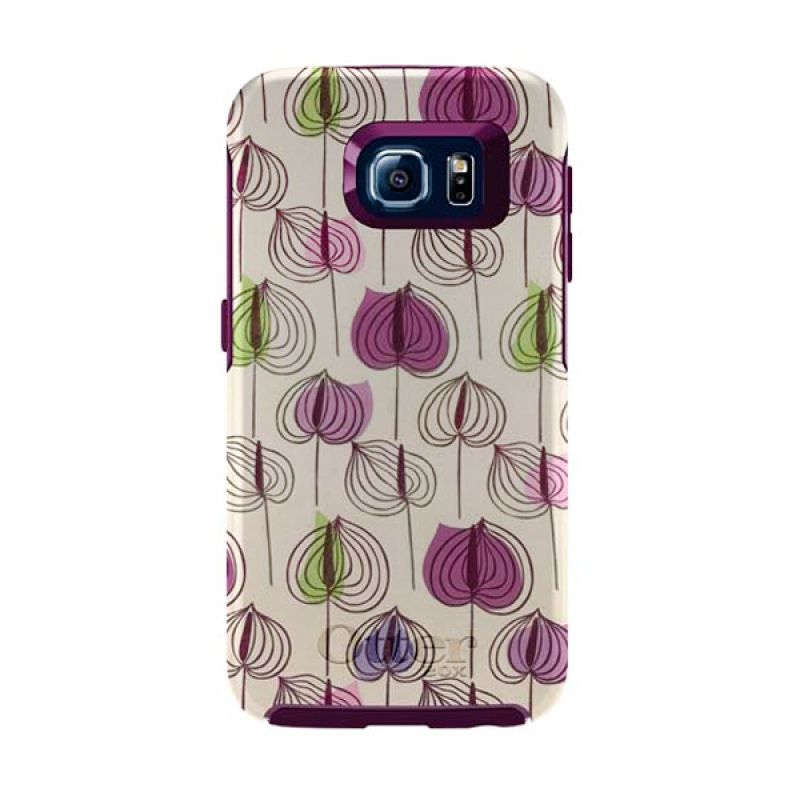 Otterbox Symmetry Anthurium Casing for Samsung Galaxy S6