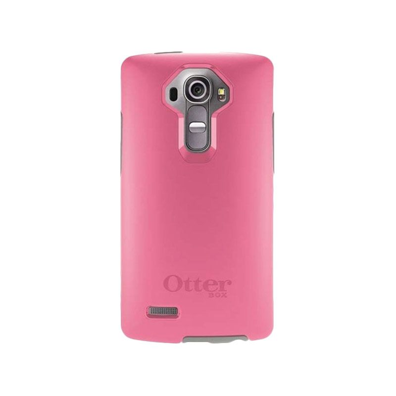 Otterbox Symmetry Pink Pebble Casing for LG G4