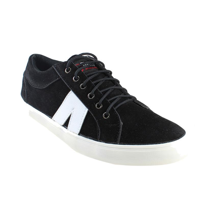 harga Black Master ARLX Low Casual Sepatu Pria - Black Blibli.com