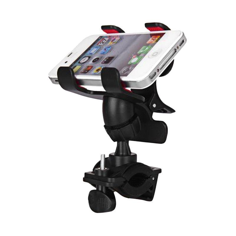 harga G-Smart Lazypod Black Holder Smartphone for Sepeda Motor or Sepeda Gunung Blibli.com