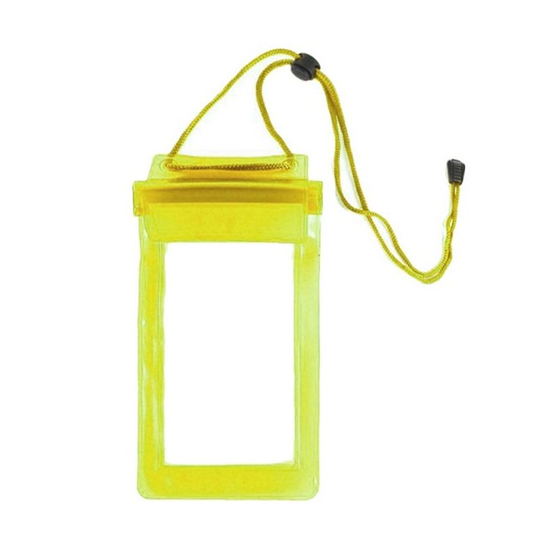 GSmart Waterproof Pouch Universal Yellow Casing for Smartphone