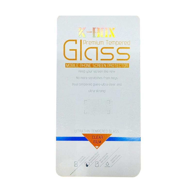 K-Box Premium Tempered Glass Screen Protector for Blackberry Z3