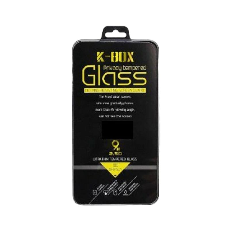 K-Box Premium Tempered Glass Screen Protector For Htc One Max