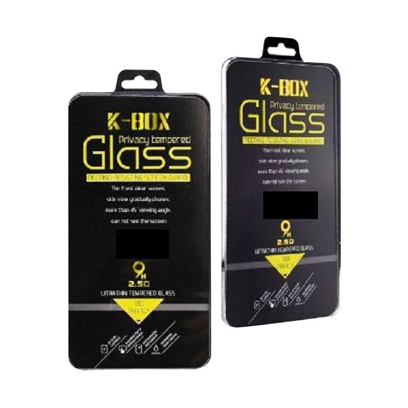 K-BOX Premium Tempered Glass Screen Protector for iPhone 6+