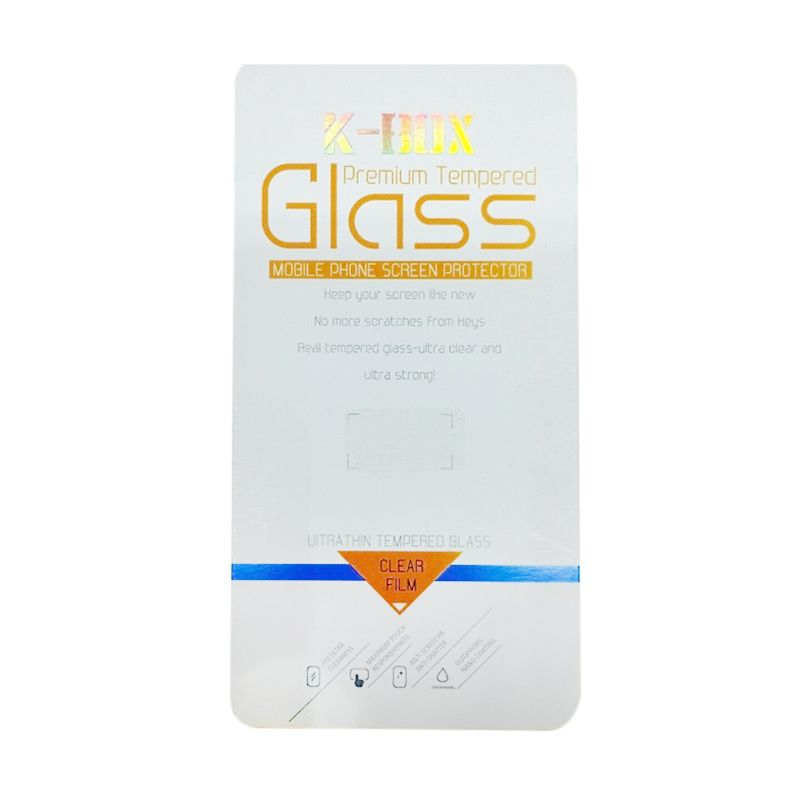 K-Box Premium Tempered Glass Screen Protector For Lenovo S850