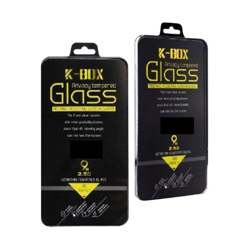 K-Box Premium Tempered Glass Screen Protector For Sony Xperia E1