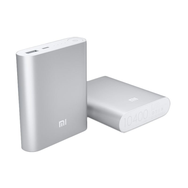 Xiaomi Mi Silver Powerbank [10400 mAh]