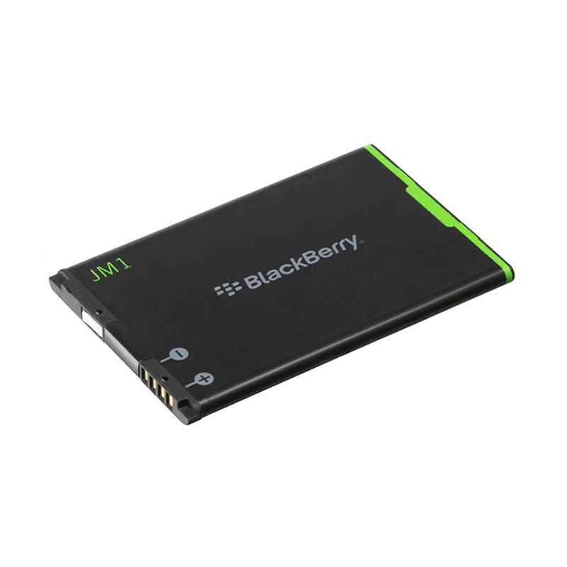 harga BlackBerry JM1 Battery for 9900/9930/9790/9860/9850/9380 - Hitam [1230 mAh] Blibli.com