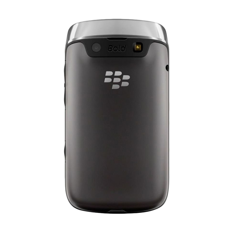BlackBerry Bellagio 9790 Smartphone - Hitam
