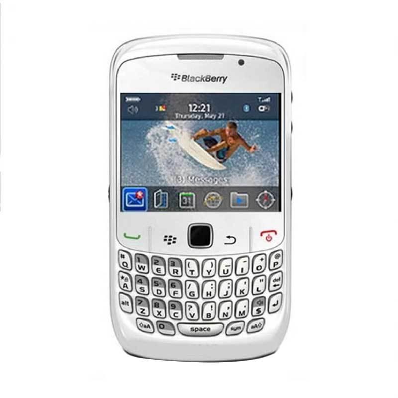 BlackBerry Curve 8530 CDMA Smartphone - White