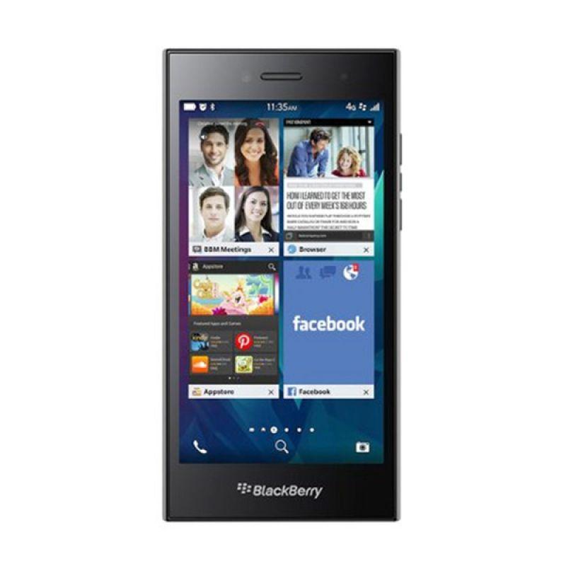 BlackBerry Leap STR100 Smartphone - Shadow Grey [16GB/ 2GB]