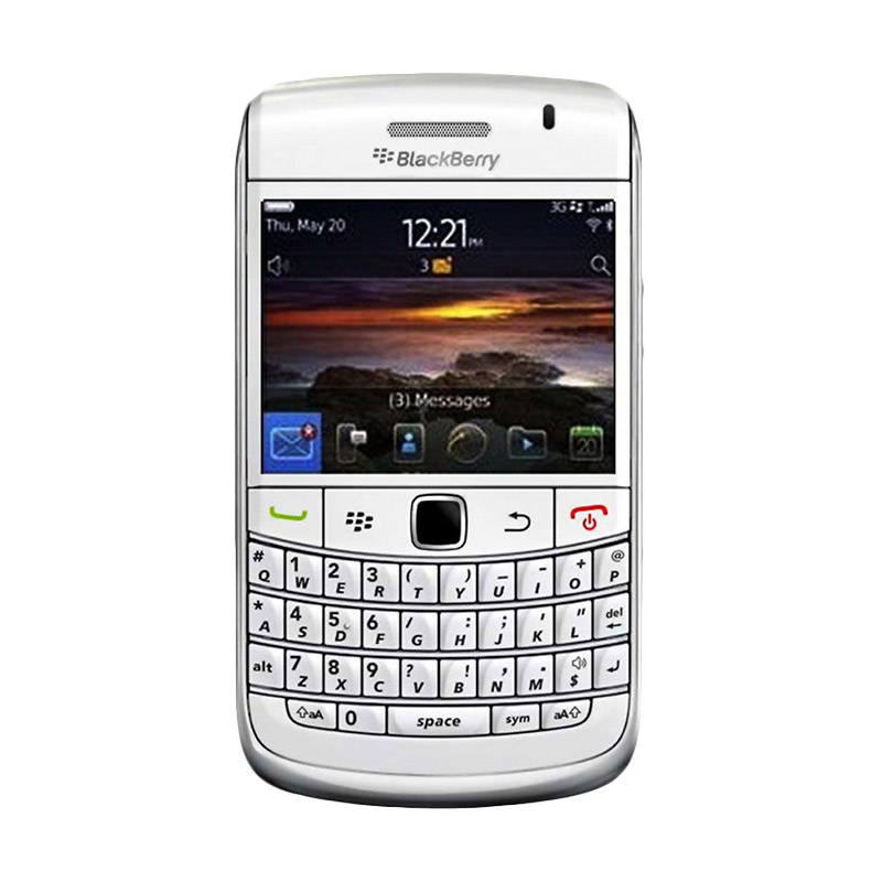 Blackberry Onyx 2 9780 Smartphone - White