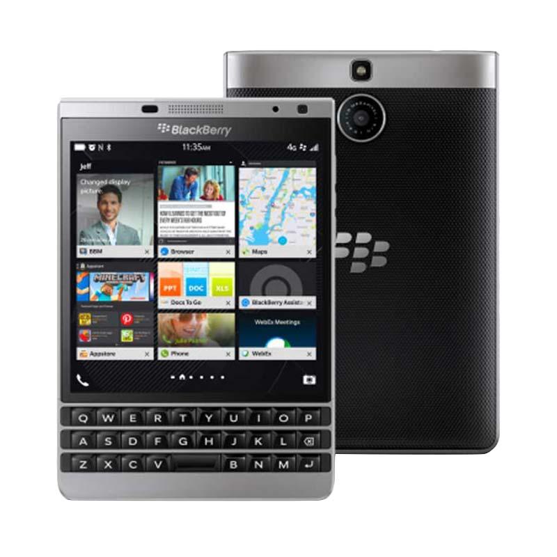 BlackBerry Passport Edition Smartphone - Silver [32 GB/3 GB]