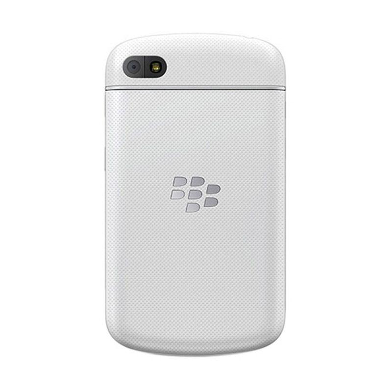 BlackBerry Q10 Smartphone - Putih