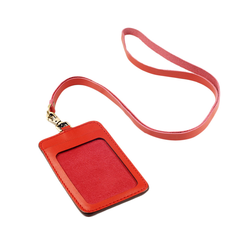 harga Blankenheim Kulit Pull Up Original ID Card Holder - Red Blibli.com