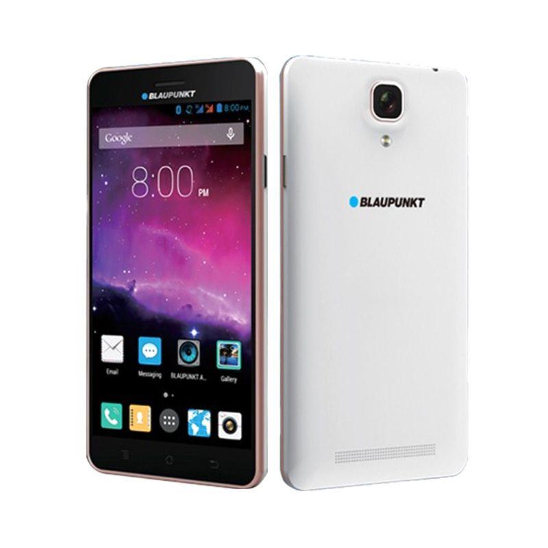Blaupunkt J1 Pearl Smartphone - White [8GB/ 1GB]