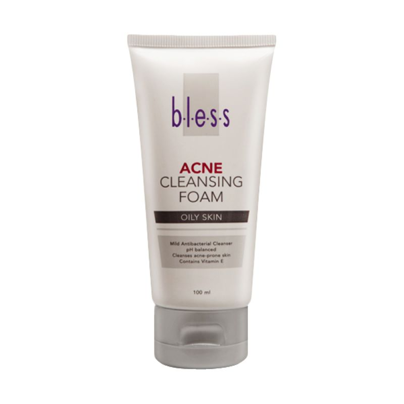 Bless Acne Cleansing Foam 100 ml