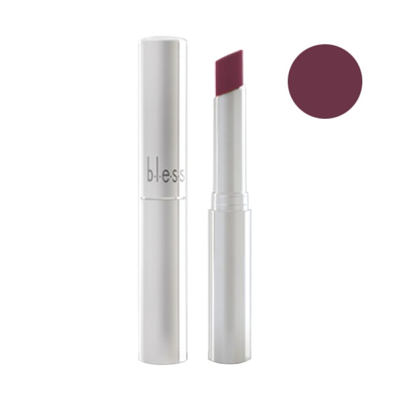 Bless Care Lipstick Plum Berry