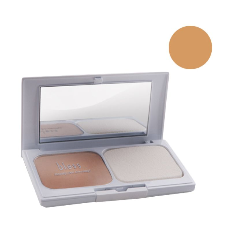 Bless Powder Foundation Beige