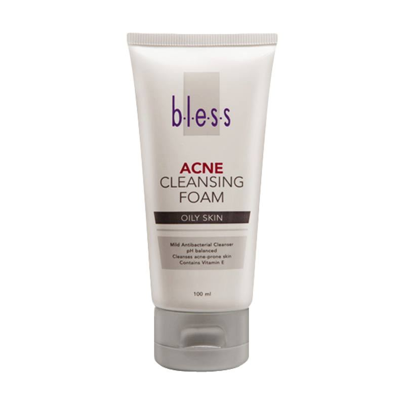 LINE - Bless Acne Cleansing Foam [100 mL]