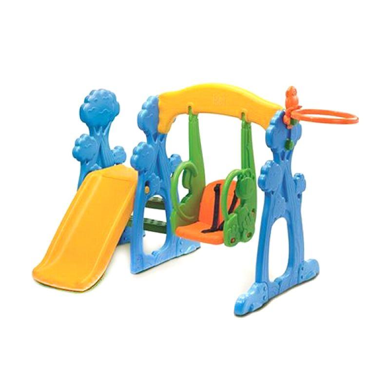Grow N Up First Steps Scramble N Slide 2023 Set Mainan Anak