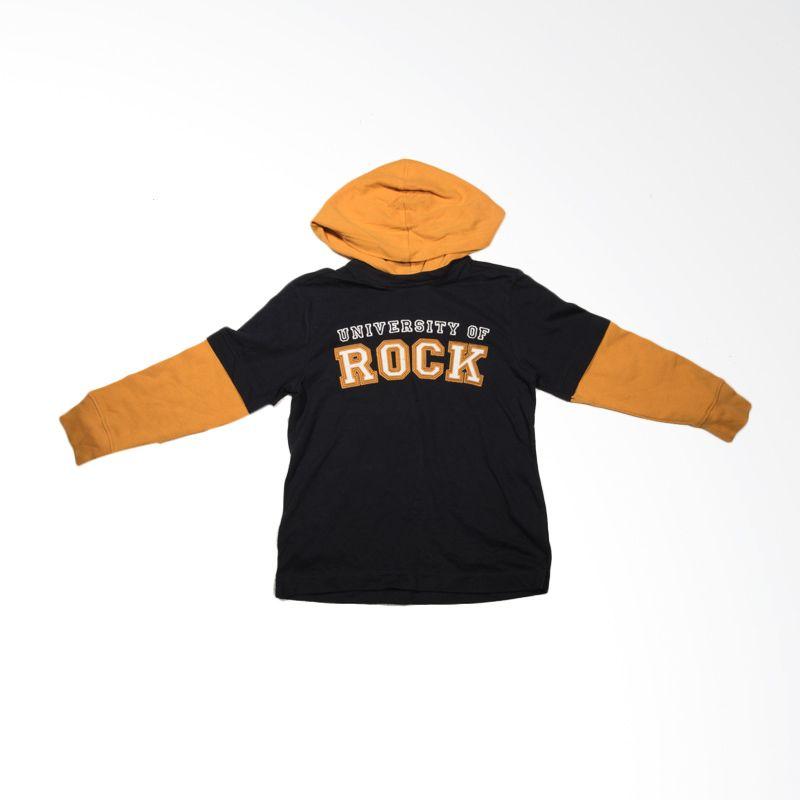 Crazy 8 University of Rocky Orange Navy Sweater Anak Laki- Laki