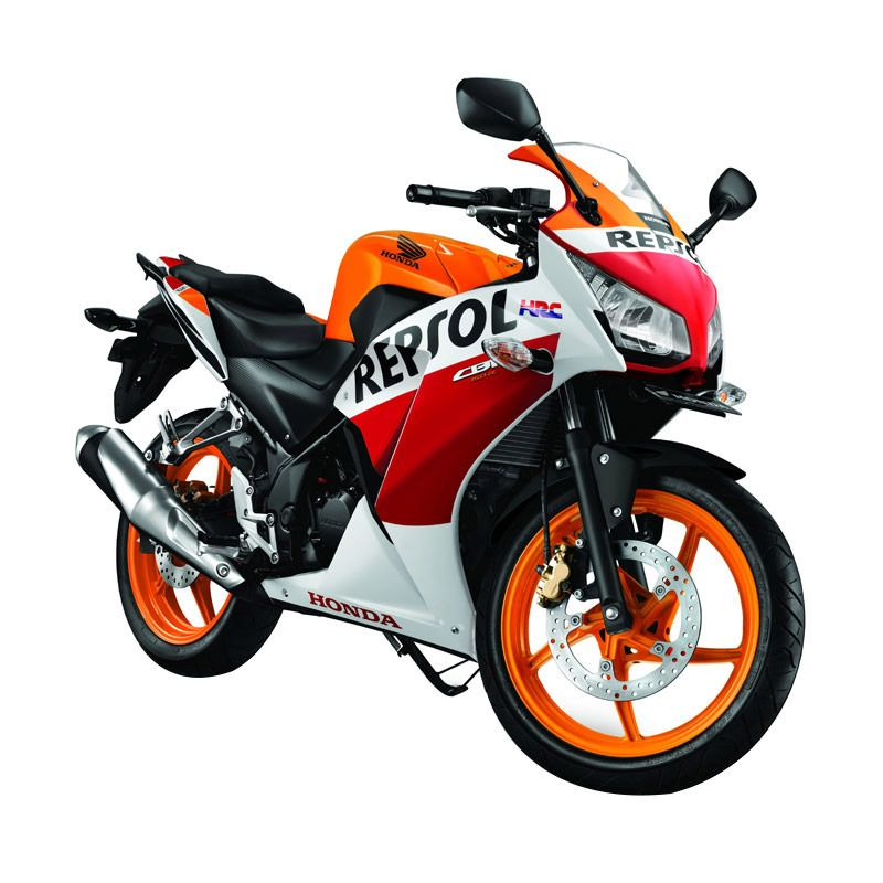 Honda All New CBR 150R Special Repsol Edition Sepeda Motor [DP 6.000.000]