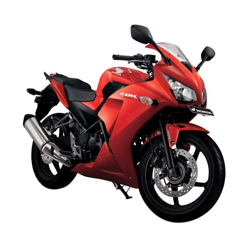 Honda All New CBR 250R Millenium Red Sepeda Motor