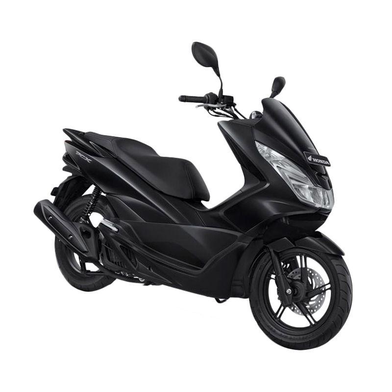 Honda All New PCX 150 Prestige Black Sepeda Motor [DP 7.500.000]