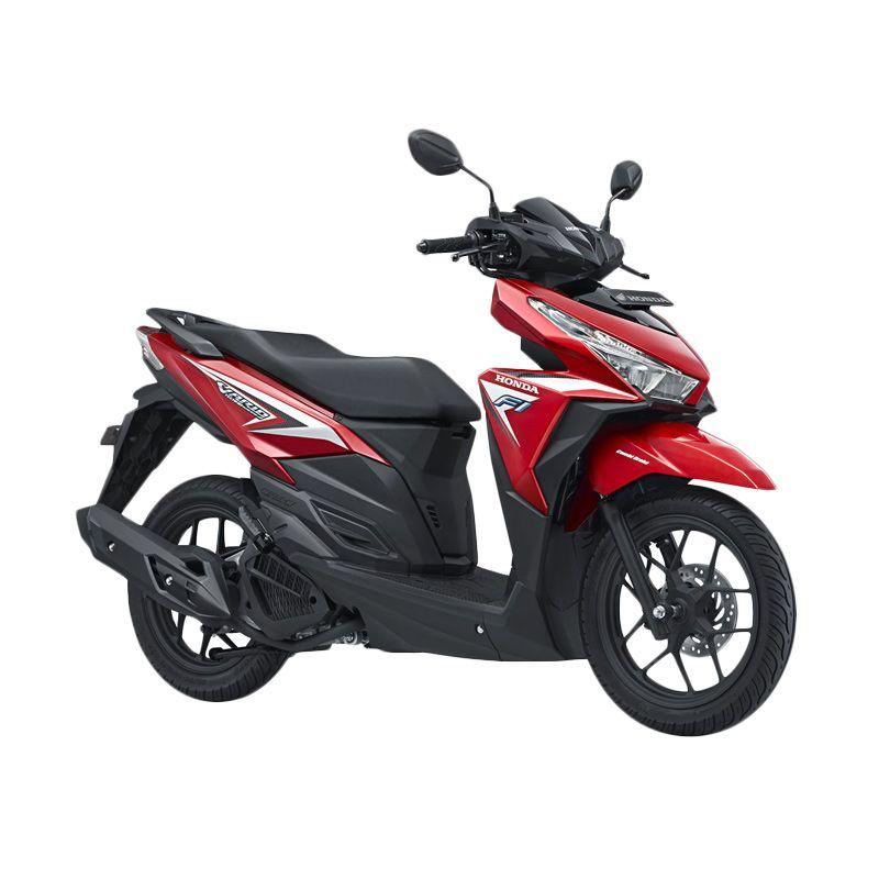 Honda All New Vario 125 eSP CBS ISS Bionic Red Sepeda Motor [DP 4.000.000]