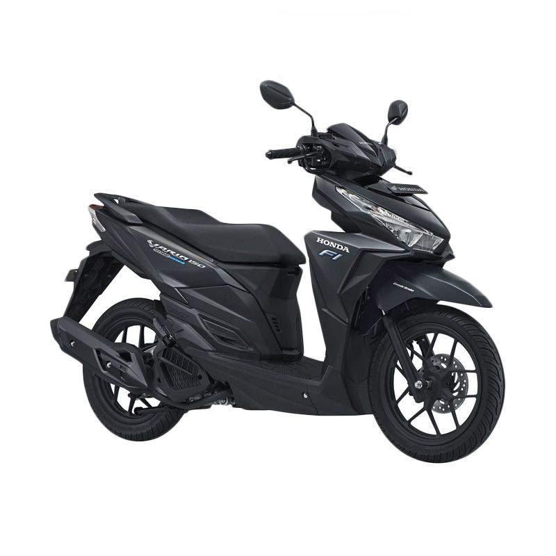 Honda All New Vario 150 eSP Exclusive Matte Black Sepeda Motor [DP 5.000.000]