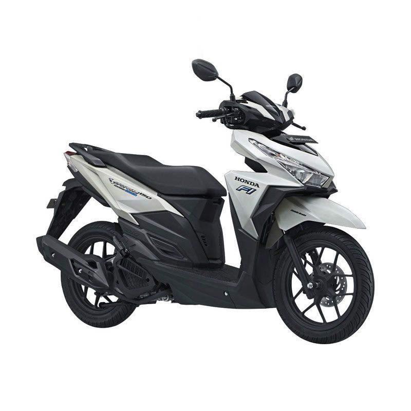 Honda All New Vario 150 eSP Exclusive Pearl White Sepeda Motor [DP 5.000.000]