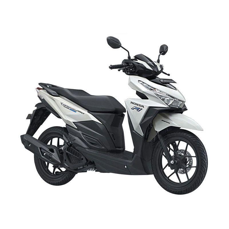 Honda All New Vario 150 eSP Exclusive Pearl White Sepeda Motor