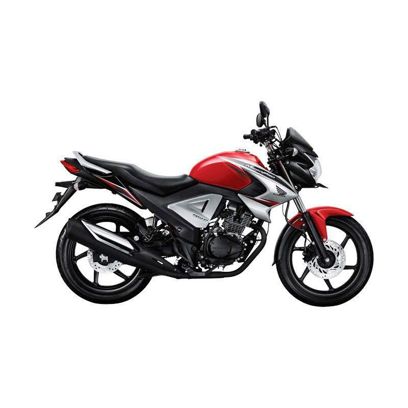Honda New Honda MegaPro FI Renegade Red Sepeda Motor [DP 5.500.000]