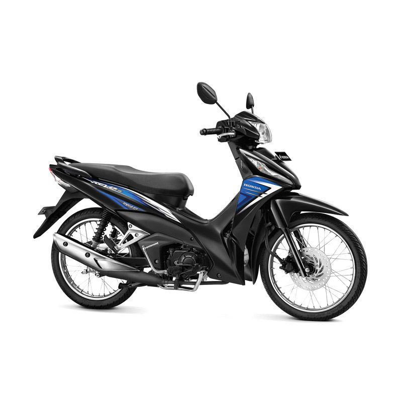 Revo Fit Pgm fi Honda New Revo fi 110 Fit