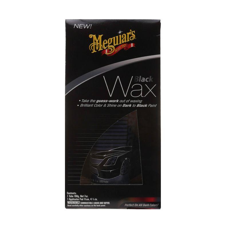Meguiar's Black Wax Tube Pelindung Cat Mobil [7 Oz]