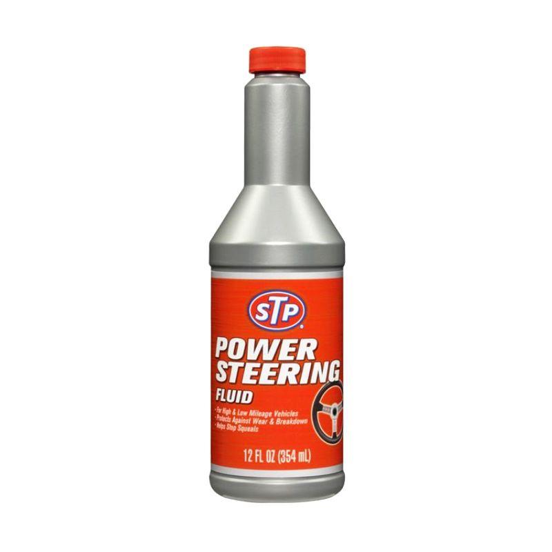 STP Power Steering Fluid Oli Power Steering [354 mL]
