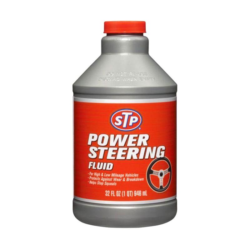 STP Power Steering Fluid Oli Power Steering [946 mL]