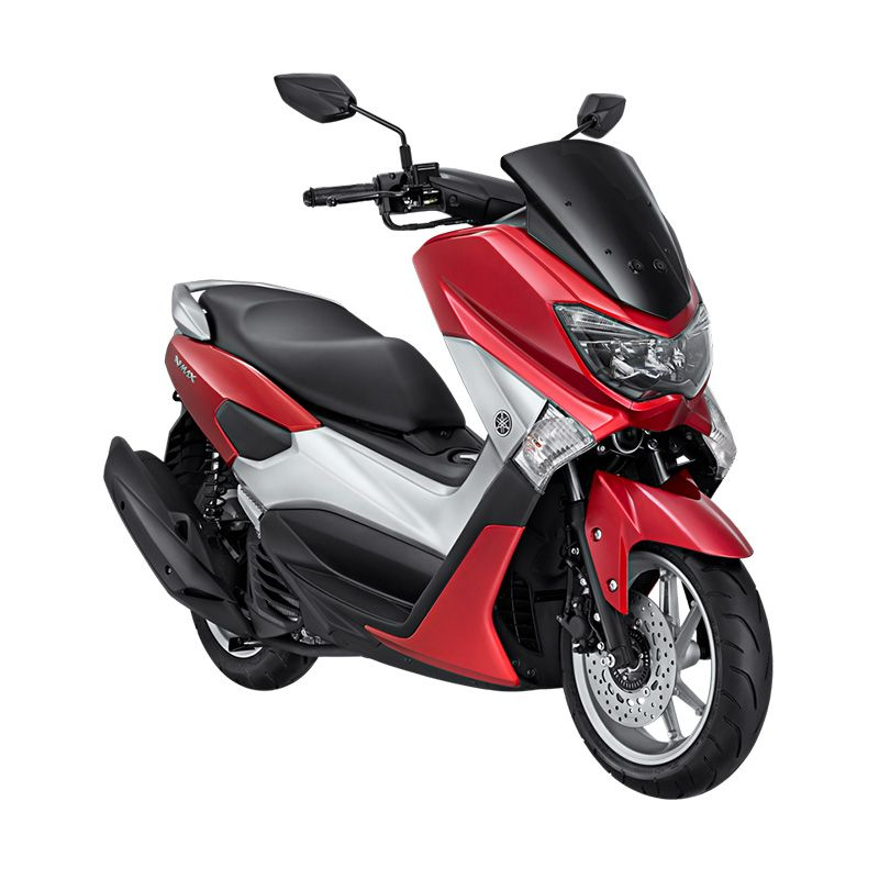 Yamaha NMAX [Non ABS] Climax Red Sepeda Motor (Bekasi) (Climax Red)