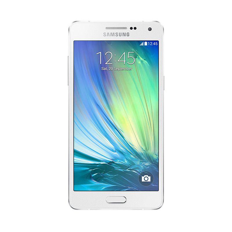 Samsung Galaxy A500F Putih Smartphone