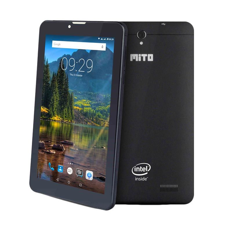 Mito T35 Hitam Tablet