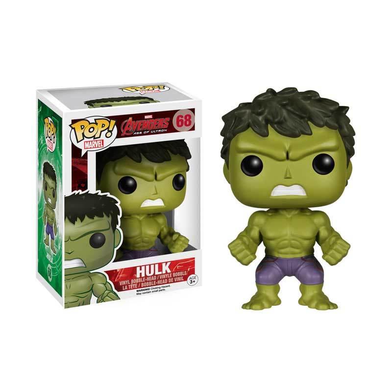 Funko POP Avenger Hulk Mainan Anak