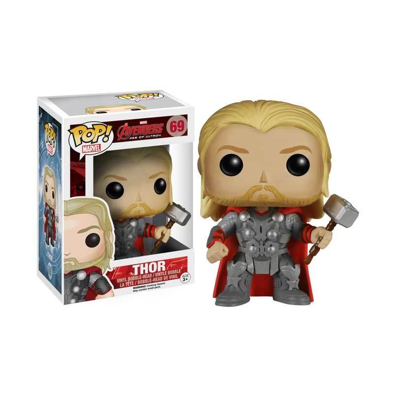 Funko POP Avenger Thor Mainan Anak