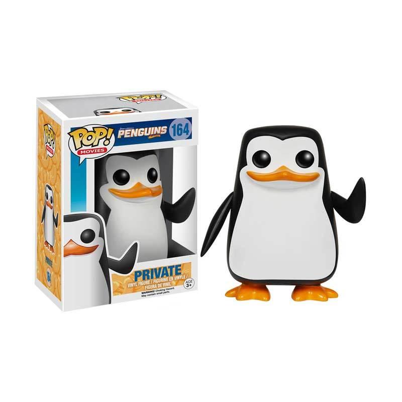Funko POP Penguin of Madagascar Private Mainan Anak