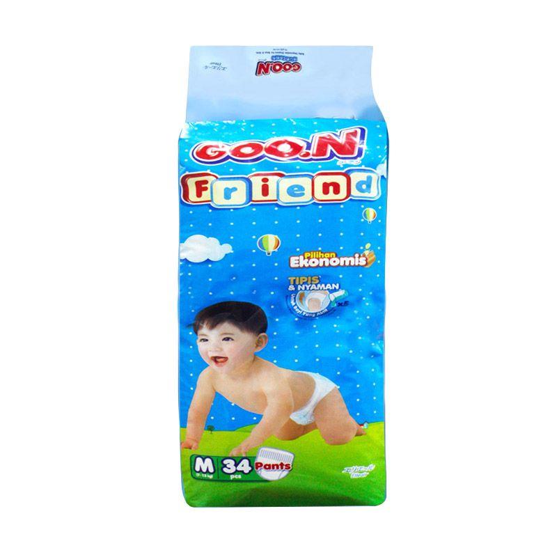 Goo.n Friend Pants M34 Popok Bayi