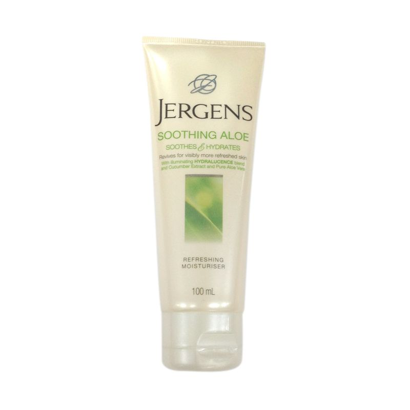 Jergens Soothing Aloe Soothes & Hydrates Body Lotion [100 mL]
